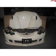 jdm acura 2002 2003 2004 acura rsx dc5 type r nose cut conversion jdm k20a i