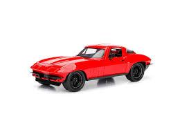 fast and furious 8 cars jada 1 24 chevrolet corvette diecast model car ja98298