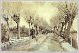 van gogh u0027s watercolor landscapes paint watercolor create