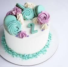 Royal Icing Decorations For Cakes Best 25 Girly Cakes Ideas On Pinterest Unicorn Rainbow Cake