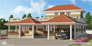 3 bedroom kerala style villa exterior kerala home design and