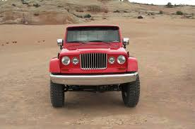 jeep moab truck throwback thursday jeep j 12 pickup concept at 2012 easter jeep