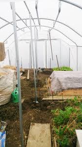 construction d une serre de jardin en bois 57 best serre richelieu tunnel largeur 4 mètres images on