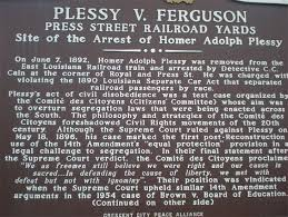 Documents Related to Brown v  Board of Education   National Archives Plessy V  Ferguson   Brown V  Board of Education