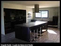cuisine avec ilot central et table table ilot central cuisine table ilot cuisine