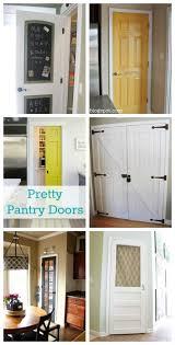 kitchen pantry doors ideas m vintage kitchen pantry mesh sliding doors on rails design ideas