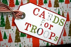 where to send cards to soldiers decore
