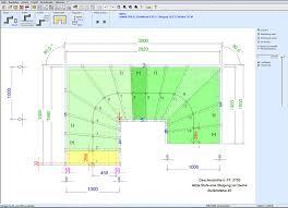 halbgewendelte treppe konstruieren grundriss zeichnen treppe 013331 neuesten ideen für die