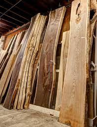 Slab Wood Bar Top Slab Cuts Flitches Cross Cuts Willard Brothers Woodcutters
