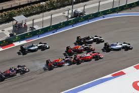 formula 4 crash f1weekends hamilton u0027s bad luck vettel versus kvyat and