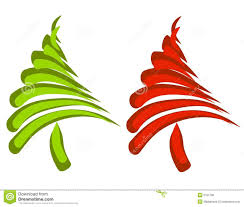 Christmas Tree Images Clipart Abstract Christmas Tree Clip Art 36