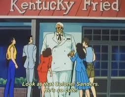 Colonel Sanders Memes - colonel sanders san anime manga know your meme