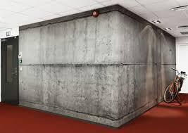 concrete wallpaper create an instant urban industrial feel