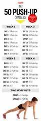 best 25 30 day pushup challenge ideas on pinterest push up