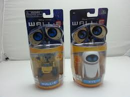 shop pixar cartoon movie toys wall yellow u0026 eve robot pvc
