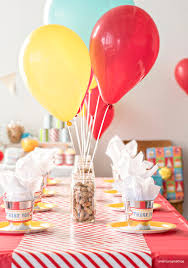 carnival birthday party ideas inspiration