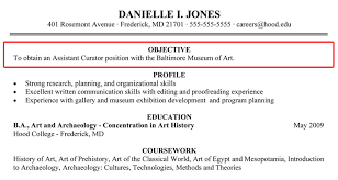 Best Resume Profiles by Profile Example For Resume Examples Examples Of Profile