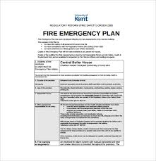 Emergency Procedures Template Nz 14 emergency plan templates free sle exle format