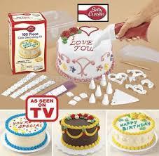Cake Decorating Kit Cake Ideas