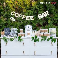 wedding gift opening 49 best keurig bridal images on wedding coffee bars