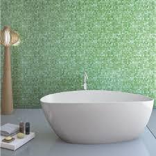 foto vasche da bagno vasca da bagno centrale in bianco lucido modello rachele questa
