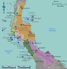 Phuket Thailand Map Southern Thailand U2013 Travel Guide At Wikivoyage