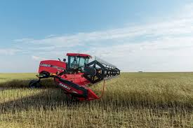 swather and windrower mowing machine case ih