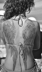 Wing Back Tattoos For - best 25 wing tattoos on back ideas on wings