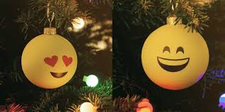 emoji baubles are real and they u0027re here to bring the social spirit