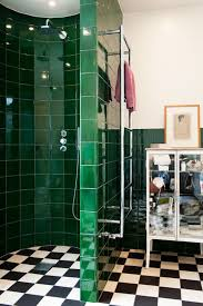 Black And White Checkered Bathroom Tile Ideas And Pictures