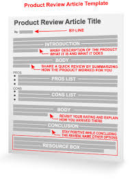 Product Review Template product review jpg