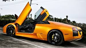 lamborghini gallardo doors lamborghini murcielago in orange doors open side pose wallpaper
