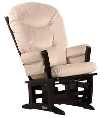 Rocking Chair Canada Amazon Com Dutailier Modern Glider Espresso Light Grey Baby