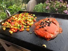 cuisiner à la plancha gaz quelques recettes a la plancha a gaz passiflore d héllyane