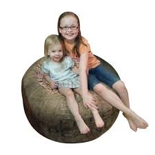 buy toddler bean bag chair color blue