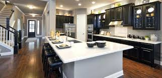 open floor plan homes with pictures open floor plan kitchen impressive contemporary white kitchen with