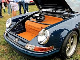 porsche old 911 singer porsche 911 at the radnor hunt concours mind over motor
