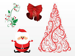 merry christmas vectors free vectors ui download