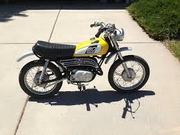 1976 dt 80 kickstart problem rollstart problem yamaha classics