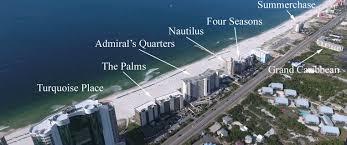 Map Of Mexico Beaches by Orange Beach Condos For Sale Al Gulf Coast Condoinvestment Com