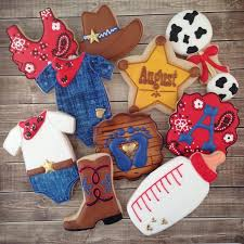 western baby shower cowboy decorations for baby shower 16984