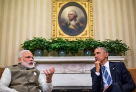 obama and modi partners in climate shareamerica
