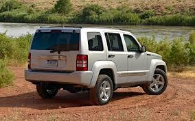 2008 jeep liberty silver milestones jeep turns 75 automobile magazine