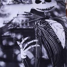 moonpalace bedding set nightmare before cool bed linen