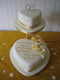 50th anniversary cake ideas golden wedding anniversary cakes ideas food photos