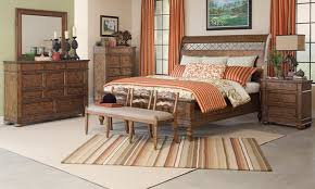 Klaussner Furniture Carolina Preserves Southern Pines Bedroom - Carolina bedroom set