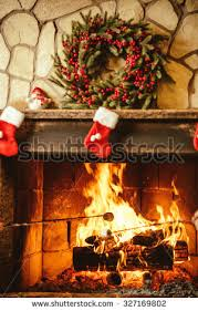 feet woollen socks by fireplace woman stock photo 327170675