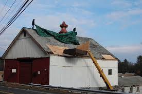 Barn Roof by Avon Historical Society Avon Connecticut