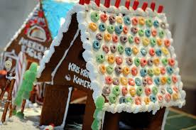 gingerbread house themes ideas