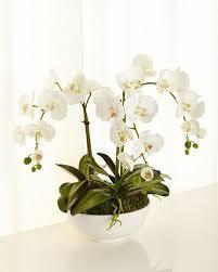 Faux Flower Arrangements Faux Floral Arrangements At Neiman Marcus
